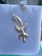 Silver Gecko Matt £50